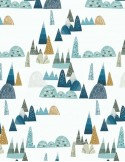 Poszewki na pościel 100x135cm Góry