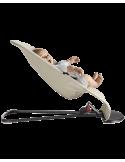 Leżaczek Balance Bliss Mesh - Granatowy