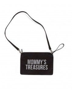 Saszetka Mommy's Treasures Czarna
