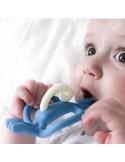 Gryzak Masujący ze Szczoteczką Matchstick Monkey Błękitny