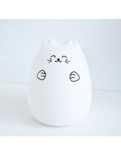 Lampka silikonowa Szczęśliwy Kotek