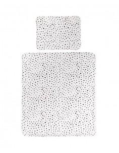 Pościel z wypełnieniem Bamboo Dots 65x75cm