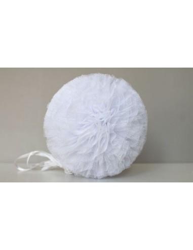 Pompon Biały