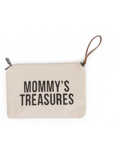 Torebka Mommy's Treasures Kremowa