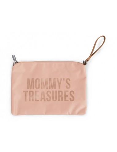 Torebka Mommy's Treasures Różowa