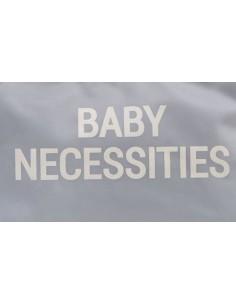 Kosmetyczka Baby Necessities szara