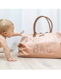 Torba podróżna Mommy Bag Różowa