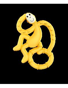 Gryzak Masujący Mini Matchstick Monkey Żółty
