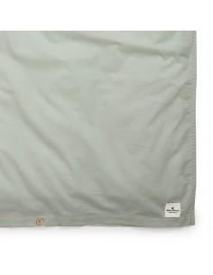 Komplet poszewek na pościel Mineral Green 100x130cm