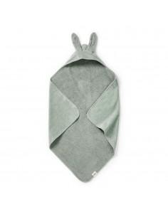 Ręcznik z kapturkiem Mineral Green