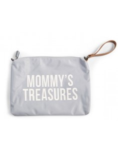 Torebka Mommy's Treasures Szara