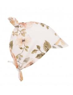 Bambusowa chustka z daszkiem Vintage Bloom