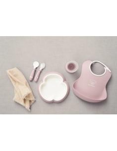 Śliniak - Powder Pink, Baby Bjorn