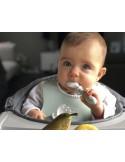Śliniak - Powder Green, Baby Bjorn