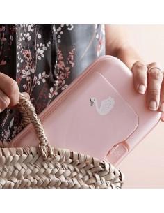 Pojemnik na Chusteczki To Go Pink Swan, Funkybox
