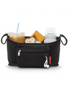 Organizer do wózka Grab and Go Black, Skip Hop