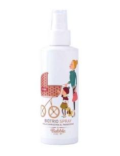 Naturalny Spray Dezynfekujący, Relaksujący i Odstraszający Komary dla Dzieci, 100 ml, 0m+, Bubble and Co