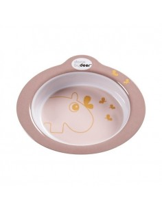 Miska Contour Powder Pink Gold