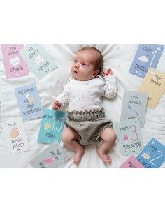 Foto karty dla dzieci 0-3 lata, Snap The Moment