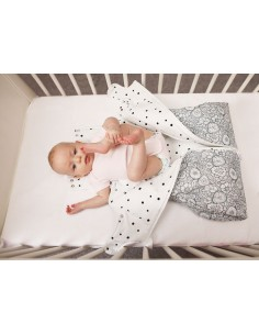 Śpiworek do spania Grow Up Grey 0-24 miesiące, Sleepee