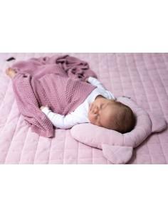 Kocyk bambusowy Ultra Soft Baby Pink 80x100cm, Sleepee