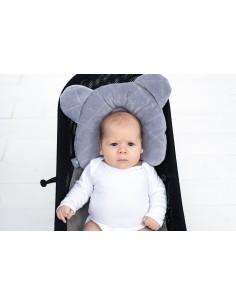 Poduszka z wglebieniem na glowke Royal Baby Grey, Sleepee