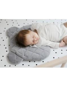 Misiowa Poduszka Royal Baby Grey, Sleepee