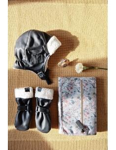Rękawiczki Aviator Black 1-3 lata, Elodie Details