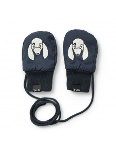 Rękawiczki Rebel Poodle Paul 0-12 mcy, Elodie Details