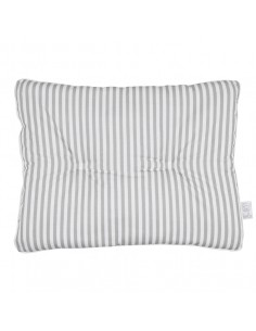 Dwustronna poduszka bawełniana 30x40 Szara, Bolo