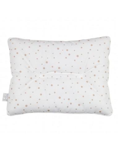 Dwustronna poduszka bawełniana 30x40 Beżowa, Bolo