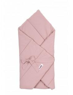 Rożek niemowlęcy Washed Pink, Malomi