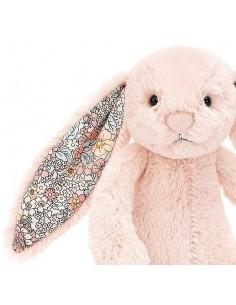 Króliczek Blossom pudrowy 18cm, Jellycat