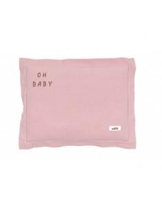 Poduszka Oh Baby Washed Pink 25x35, Malomi