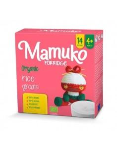 Organiczna kaszka ryżowa 4m+, Mamuko