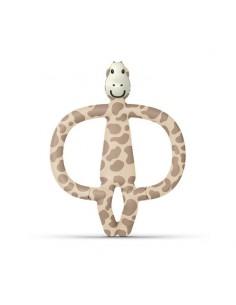 Gryzak Masujący ze Szczoteczką Matchstick Monkey Animals Giraffe