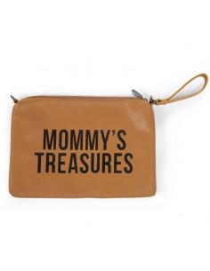 Torebka Mommy's Treasures Brązowa, Childhome