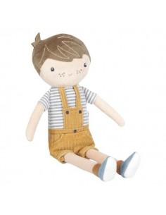 Chłopiec Jim 50 cm +0 m-cy, Little Dutch