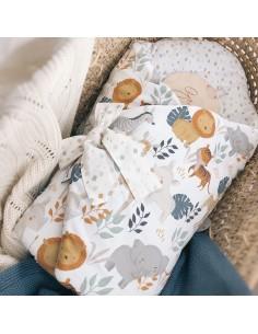 Rożek niemowlęcy Wild Safari, Colorstories