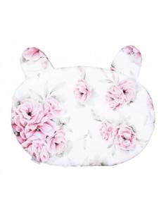 Poduszka bawełniana miś In Blossom, Qbana Mama