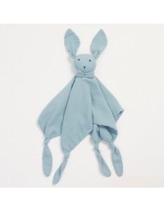Przytulanka króliczek Huggy miętowy, Bim Bla