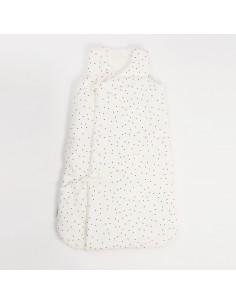 Śpiworek niemowlęcy w kropeczki, Bim Bla
