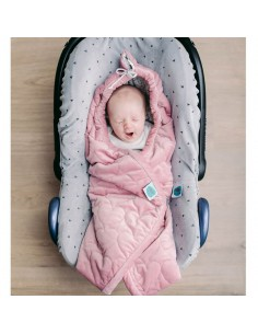 Uniwersalny pokrowiec na fotelik samochodowy 0-12 miesięcy