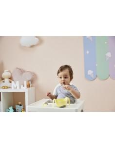 Pierwsze sztućce dla niemowląt Gelato Banana Split, b.box