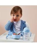 Pierwsze sztućce dla niemowląt Gelato Bubblegum, b.box