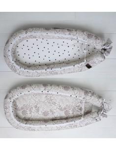 Gniazdko/Kokon Niemowlęcy Feel Blush, Sleepee