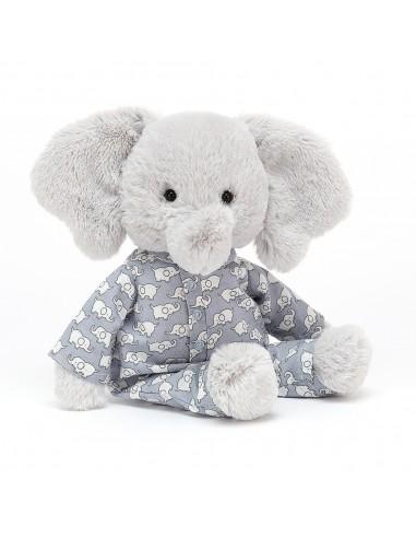 Słoń w piżamie 23cm