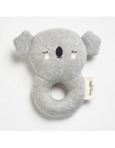 Miękka grzechotka Baby Koala, Bim Bla