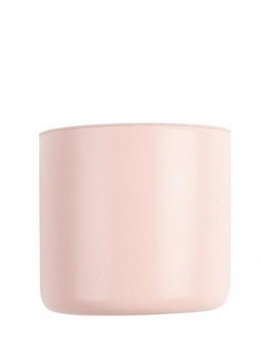 Kubeczek silikonowy różowy, Minikoioi