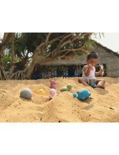 Gryzak zabawka Ośmiornica Ocean w pudełku, Tikiri